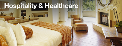 Hospitality and Healthcare