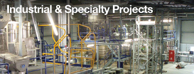 Industrial and Specialty Projects